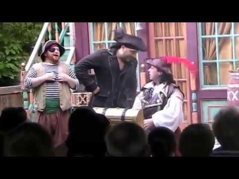 2008 Cypress Gardens pirate show