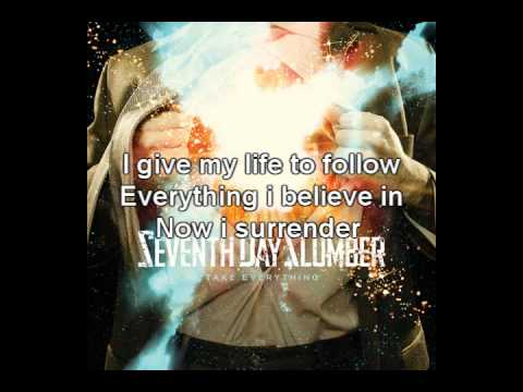 Mighty to Save - Seventh Day Slumber with lyrics