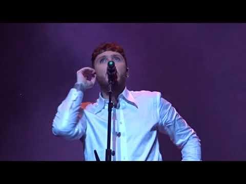 James Arthur - Certain Things - Dublin - (21/11/17)