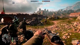Battlefield 1 | PS4 PRO Multiplayer Gameplay