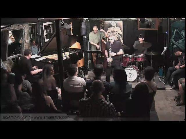 Mike DiRubbo Quartet Live at Smalls June 2017 (feat. Bruce Barth, Ugonna Okegwo & JK Kim)