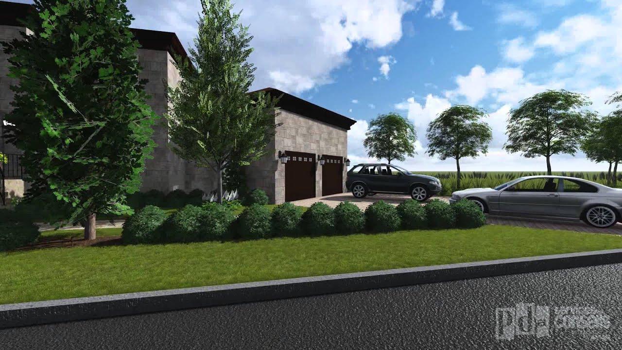 Simulateur facade maison trendy photo du btiment with - Simulation peinture facade maison ...