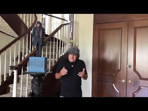 Brian Johnson AC/DC - Virtual Bonfest 2020.