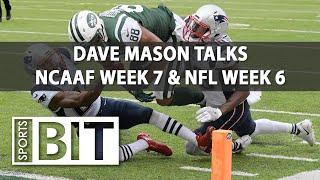 Deep Dive With BetOnline's Dave Mason   Sports BIT   Football News