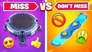 Top 10 Things ALL FORTNITE PLAYERS MISS!