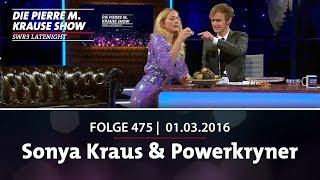 Türchen Nr. 18 – Sonya Kraus & Powerkryner