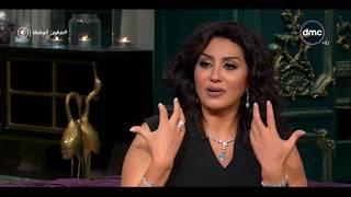 """بالفيديو- روجينا لـ """"صالون أنوشكا"""": حلم حياتي تجسيد السيرة الذاتية لهذه الممثلة"""