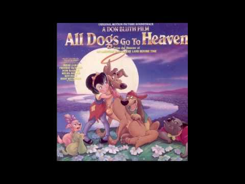 All Dogs Go To Heaven: What's Mine is Yours (vinyl)