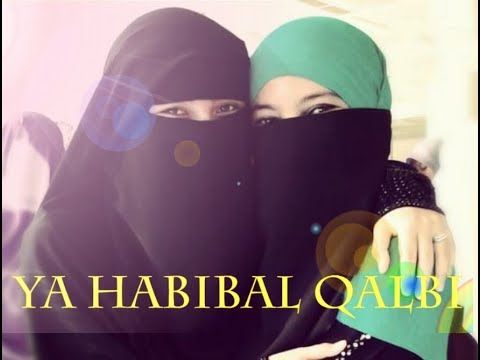 Ya Habibal Qalbi - Niqab Girl Beautiful Voice