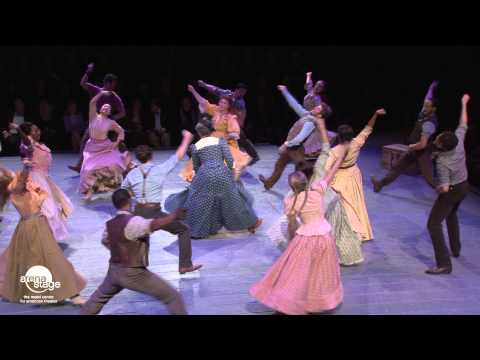 """""""Oklahoma!"""" opens Arena Stage at the Mead Center for American Theater"""