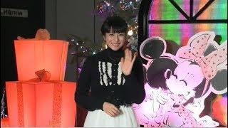 東急電鉄が運営する「渋谷ヒカリエ」のクリスマスツリー点灯式が11月9日...