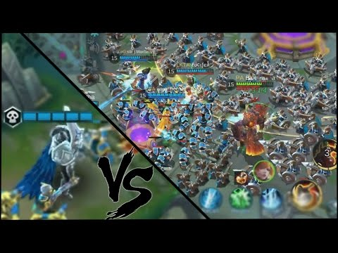 Mobile Legends LORD Vs MINION ARMY!