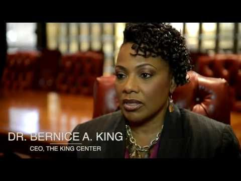 Dr. Bernice A. King's Personal Plea to End The Violence