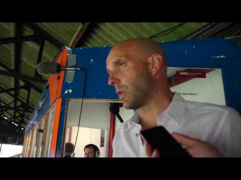 Paul Tisdale post Portsmouth