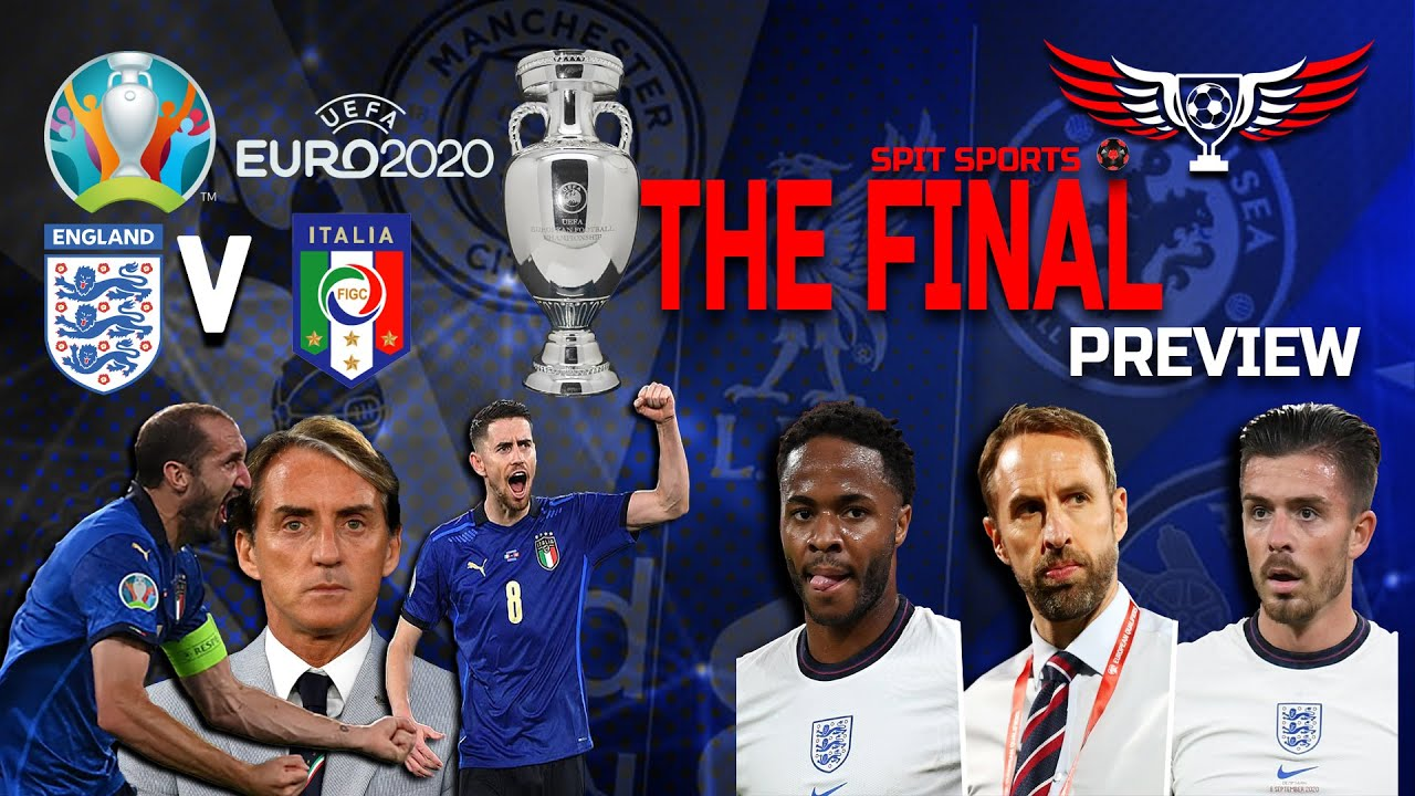 Italy vs. England, Euro 2020 final tale of the tape: Who has the edge?
