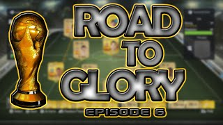 Fifa 15 - Road to Glory - Episode 6 [Catch Up] Thumbnail