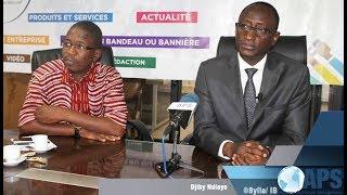 Djiby NDiaye le DG l'ANER était l'invité de l'APS.