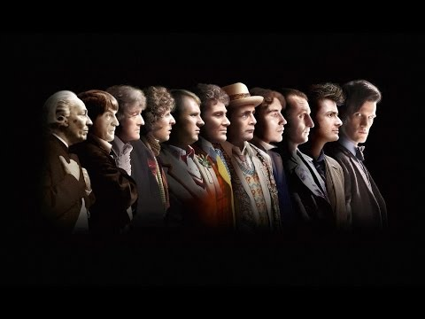 Doctor Who 50th Anniversary BBC Worldwide Trailer