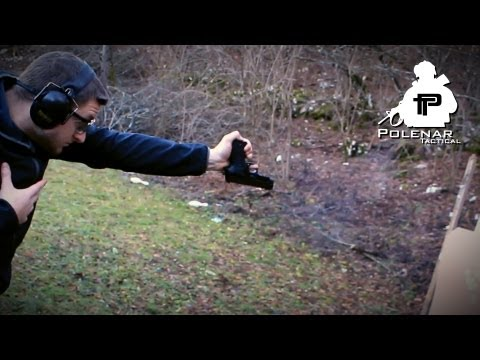 Tactical Pistol Drills | Close Range Engagements