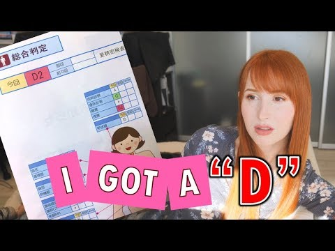 Japan gives your body a report card when you turn 30