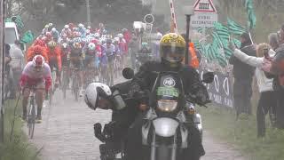 Le Pont Gibus - Paris-Roubaix 2019 - Secteur pavés numéro 18 - The Hell of the north