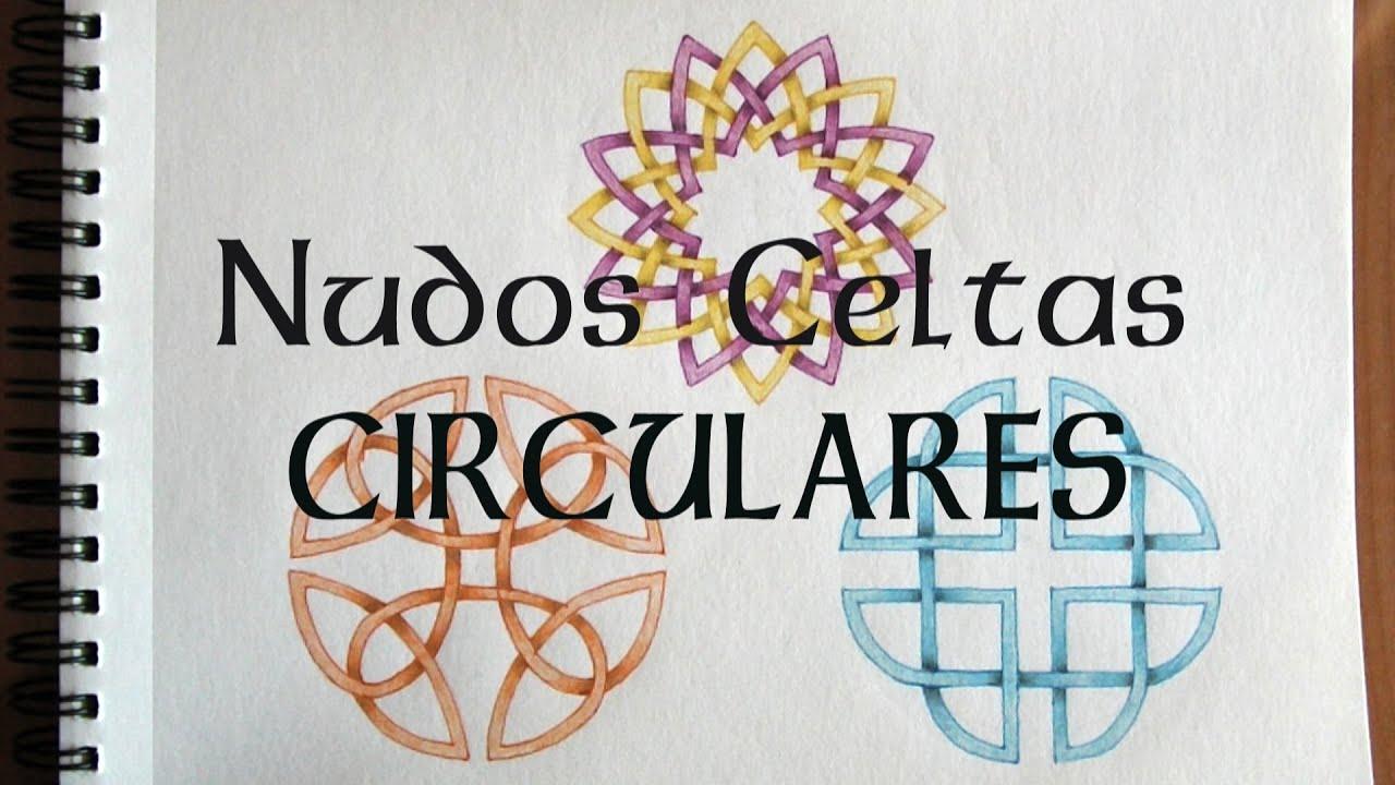 Nudos celtas - Circulares - YouTube