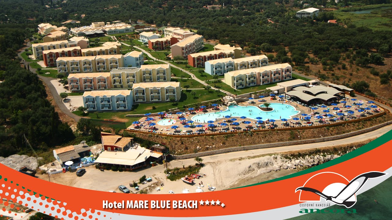 Hotel Mareblue Beach Resort Korfu