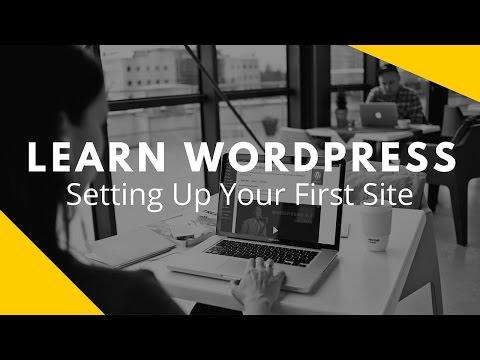 Learn WordPress : #1 How To Install WordPress