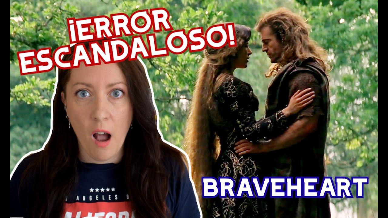 10 Errores Históricos En Braveheart Corazón Valiente Youtube