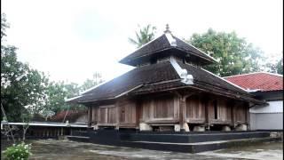 Masjid Kuno Wonokerso Festival Film Nusantara