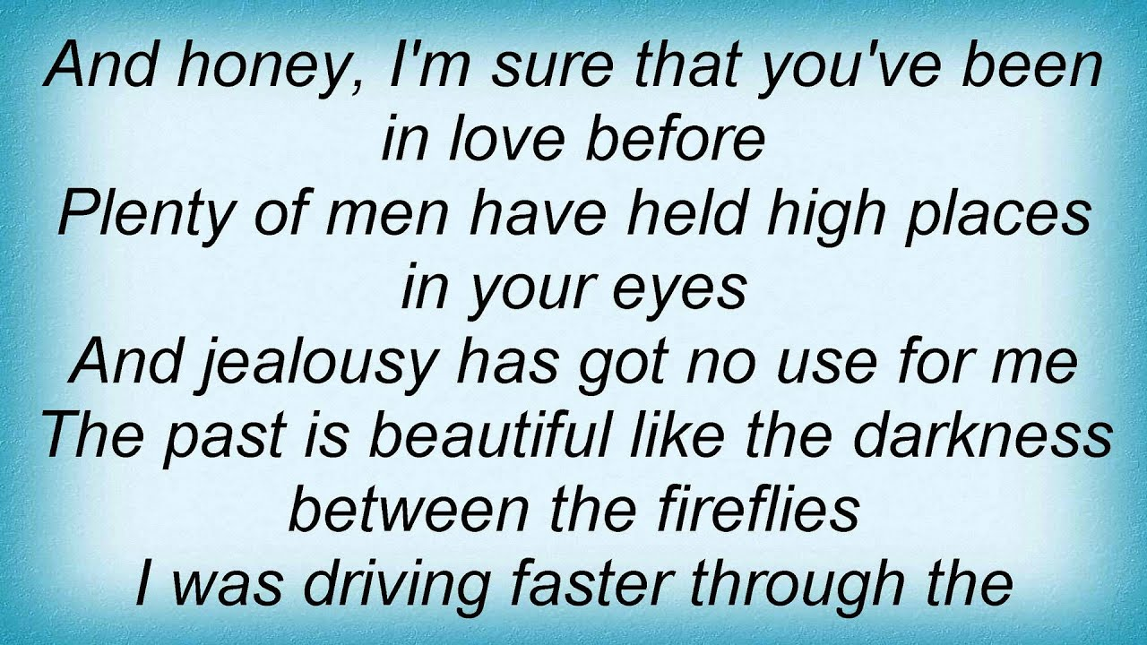 Mason Jennings - Darkness Between The Fireflies Lyrics ...