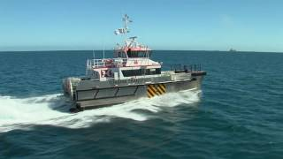 21m 'Wind Express' Catamaran - Offshore Crew Transfer Vessel