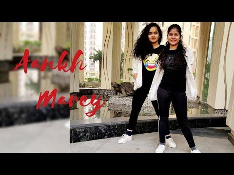 Aankh Marey   Simbaa D2 Choreography Shivani Rana Ft. Ayushi Bajaj