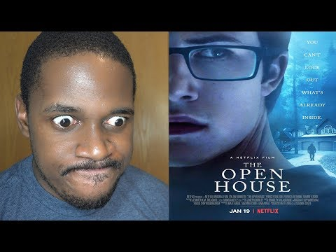 The Open House Movie Review
