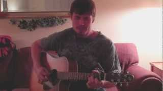 Here Without You- 3 Doors Down. Acoustic cover