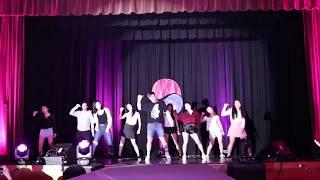 PSU Korea Night 2017 - K-pop Dance