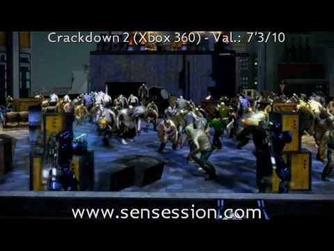 Crackdown 2 analisis review