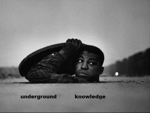 James Morcan discusses Underground Knowledge on Boston's Philosophic Perspectives Radio Show