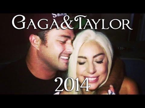 Lady Gaga & Taylor Kinney 2014
