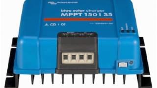 Reguladores de Carga Solar Victron Energy BlueSolar MPPT