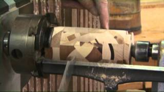 The American Woodshop-turning A Round Box With Scott & Suzy Phillips, Presented By Woodcraft