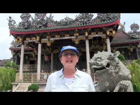 Penang, Malaysia –  A Tour of the History and Cultures