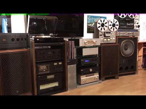 Musical Fidelity Nu-Vista M3 ghep voi Musical Fidelity M6CD DAC Loa Tannoy