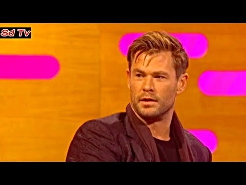FULL Graham Norton Show 12/4/2019 Chris Hemsworth, Paul Rudd, Julianne Moore, Kit Harington