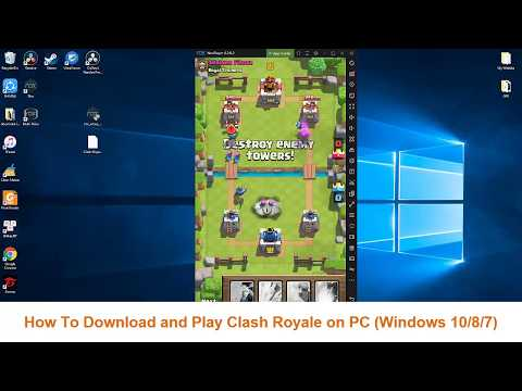 How To Download & Play Clash Royale On PC (Windows 10/8/7) Without Bluestacks