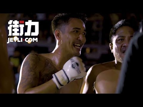 Fight Club Thailand: Fighting Without Weapons to Combat Street Violence