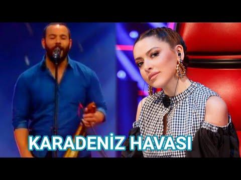 Karadeniz Rüzgarı Estirdi. | O Ses Türkiye