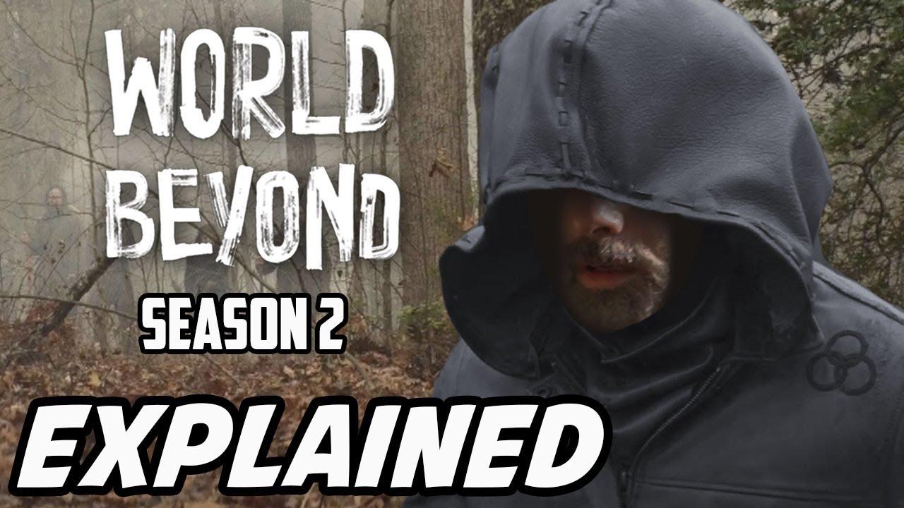 Download Rick Grimes Revolution Has Begun World Beyond Season 2! The Walking Dead World Beyond Finale