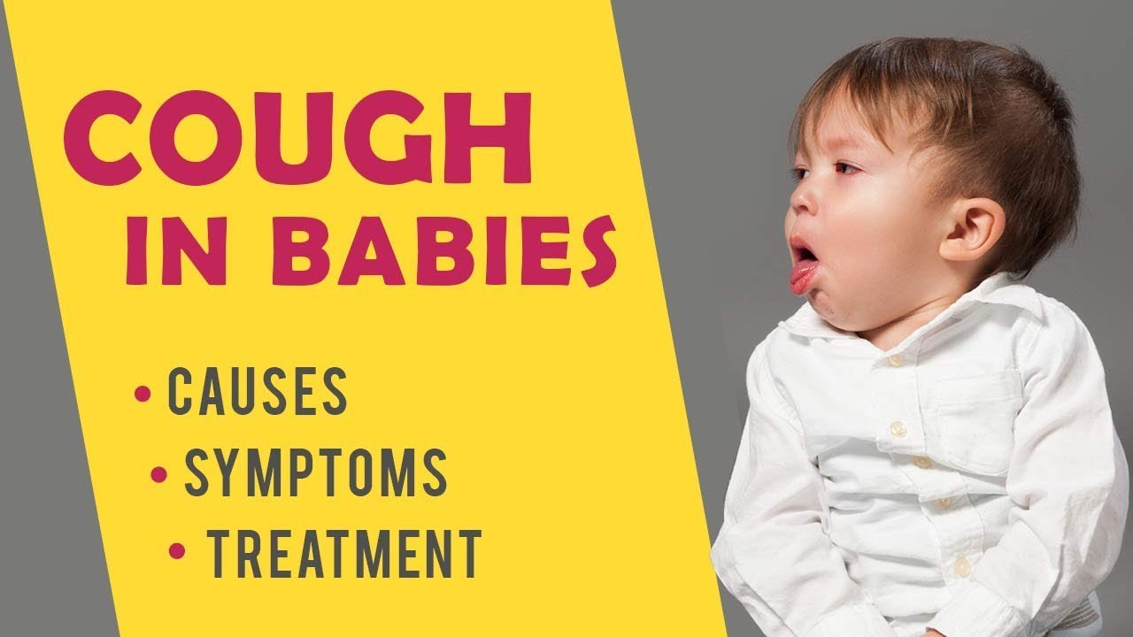 How to Cure Cough in Infants: Reasons, Signs & Remedies