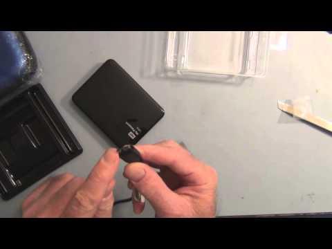 Western Digital 1TB My Passport Ultra Portable External Hard Drive